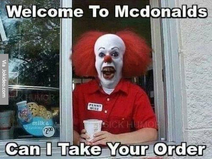 e97fac4f3e1ade9fb42c8677030fade3 welcome to mcdonalds meme mcdonalds meme, funny adult jokes and