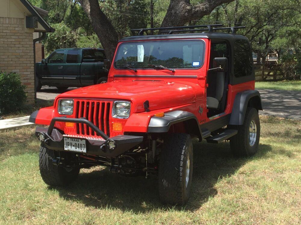 1989 Jeep Wrangler Laredo Jeep Wrangler Yj Price 25 000