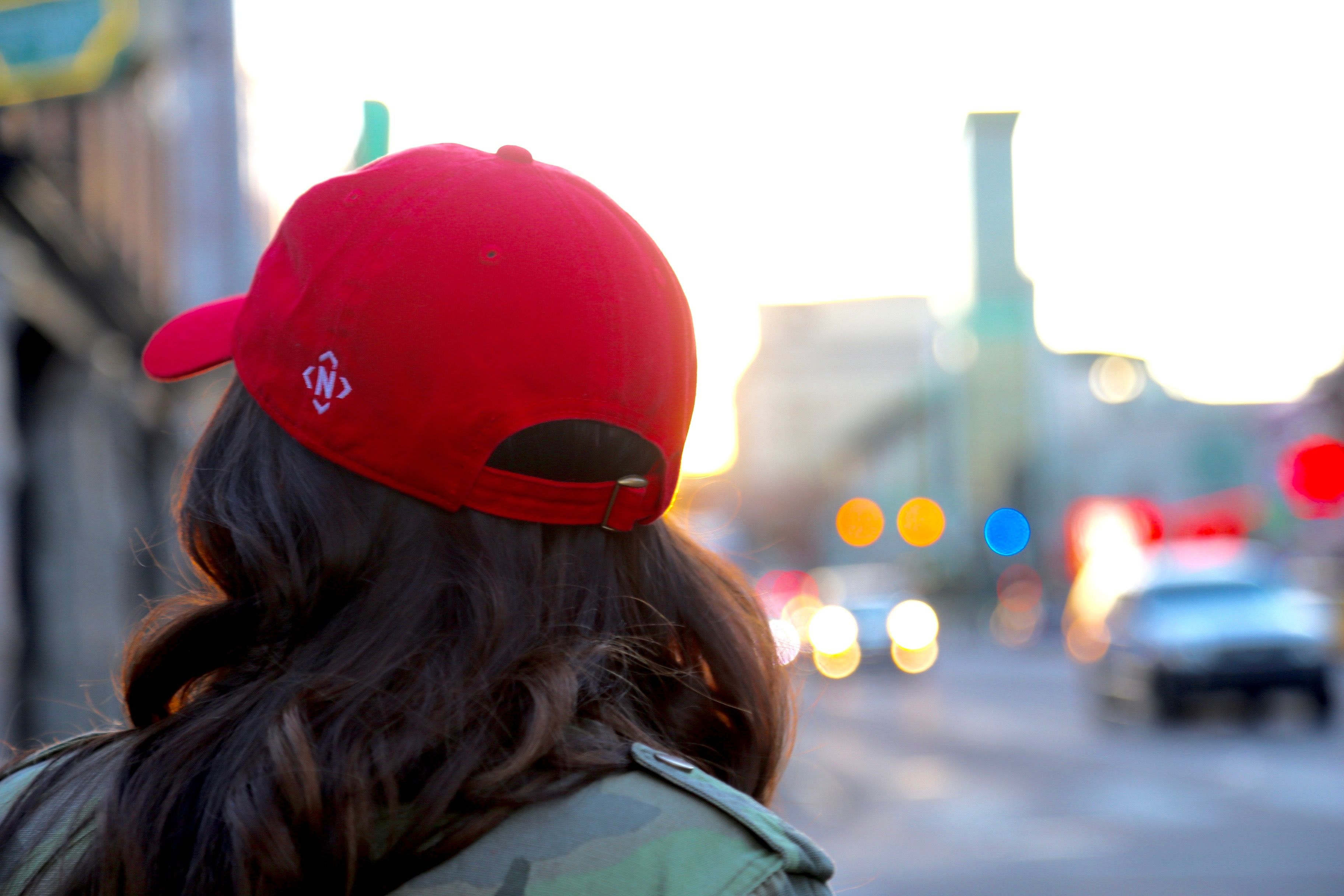 ae46bad5 Red/White NASH Original Ball Cap | Nashville | Cap, Red, The originals