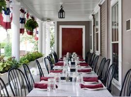 Concord Ma Historic Inn Concord S Colonial Inn Concord Hotel