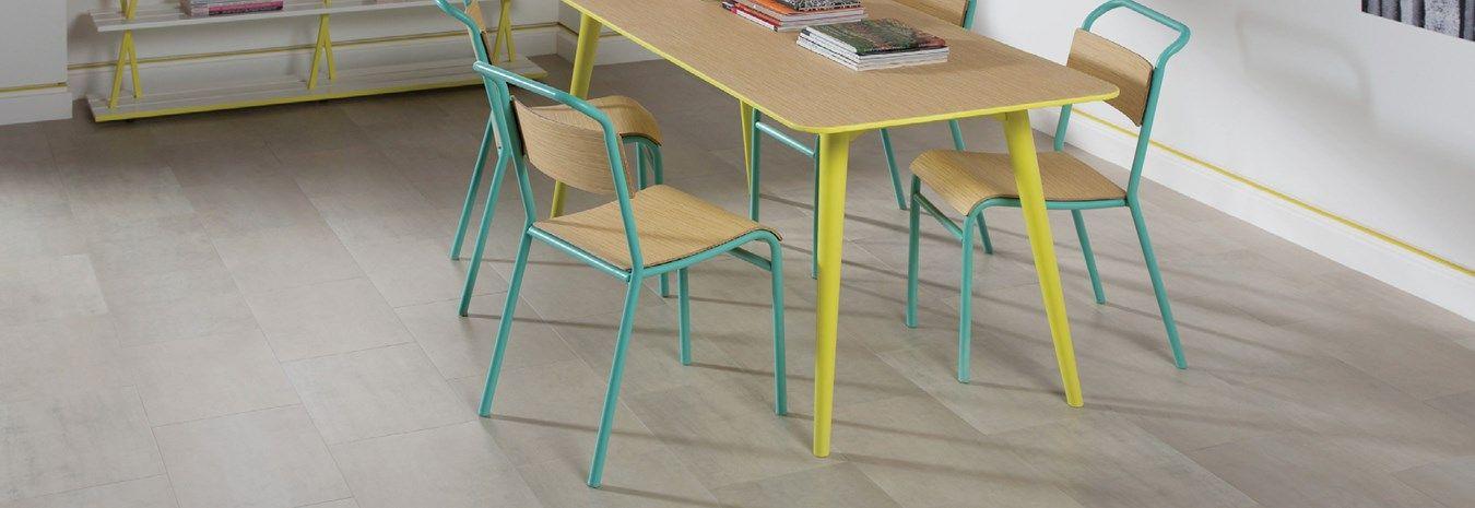 Designer Flooring In Platinum From Amtico Spacia Studio