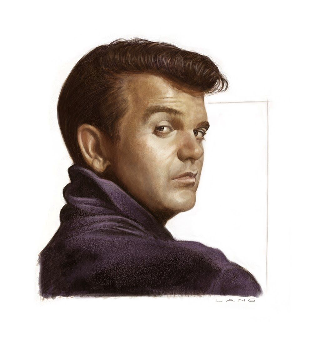 You Draw Funny: It's Only make Believe (Conway Twitty)