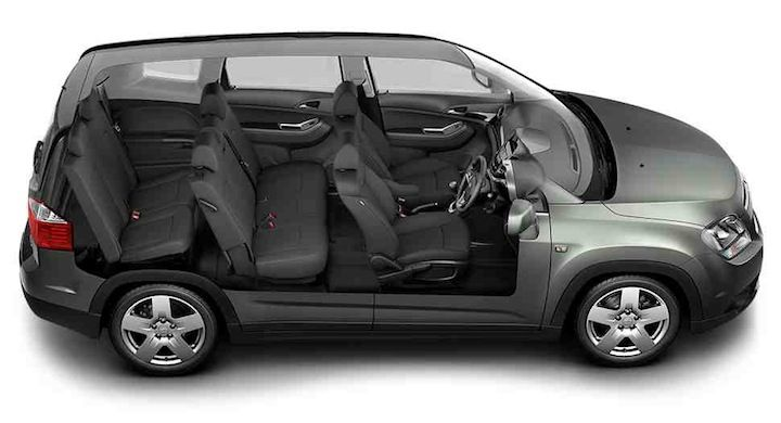 2014 Chevrolet Orlando With Seating For Up To 7 Http Eagleridgegm Com Chevrolet Orlando Chevrolet Darth