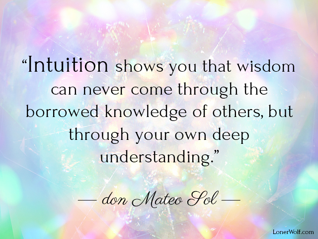 Ancient, Infinite Wisdom: Old Souls And Intuition
