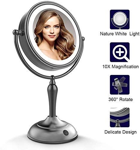 Enjoy Exclusive For Lighted Makeup Mirror 7 5 Inch Makeup