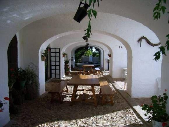 Guadalcanal sevilla cortijo hacienda la florida con for Alquiler de casas baratas en sevilla este