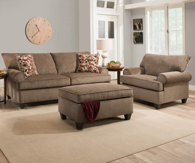 I Found A Simmons Bellamy Living Room Collection At Big Lots For