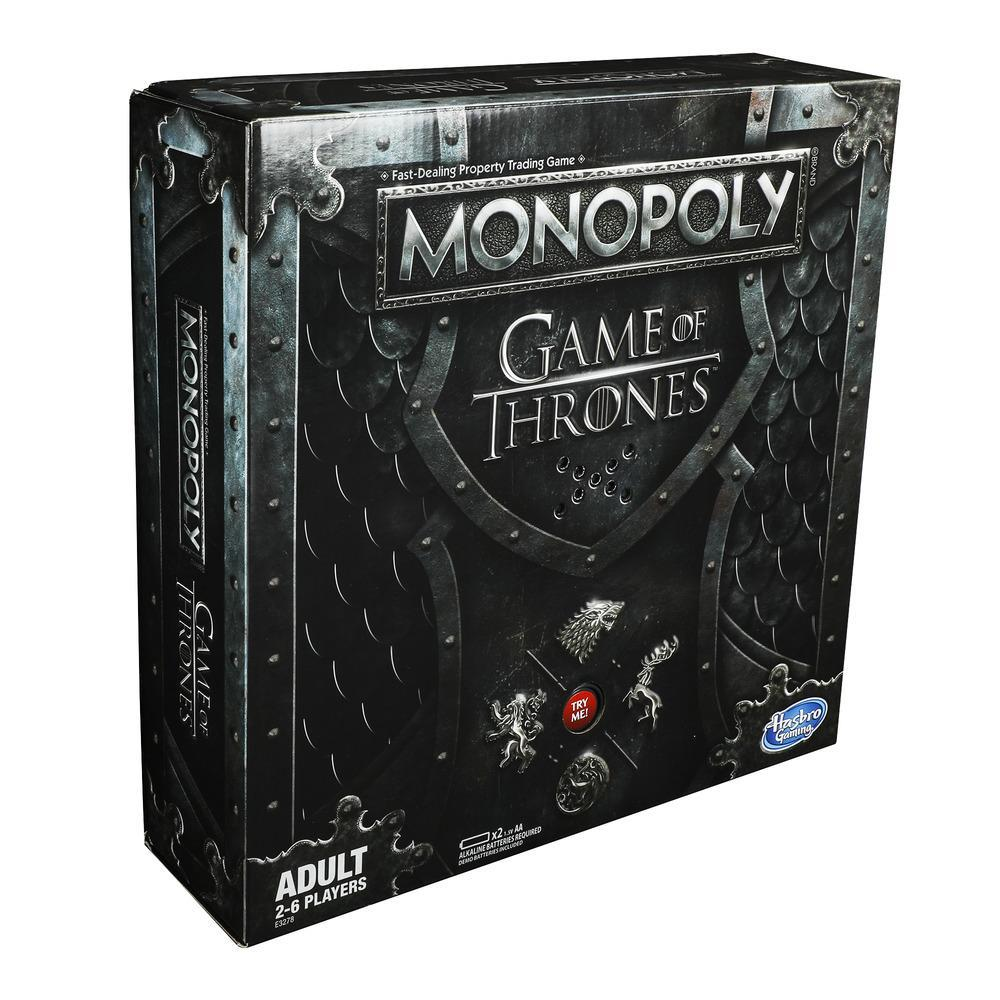 Monopoly Game Of Thrones Board Game For Adults Monopoly Game Adult Games Games To Buy