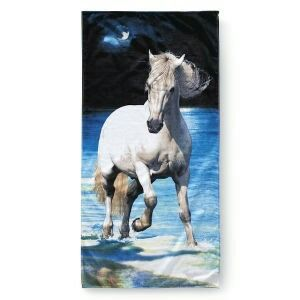 BB6191 - $19.95 - Moonlight Horse Towel