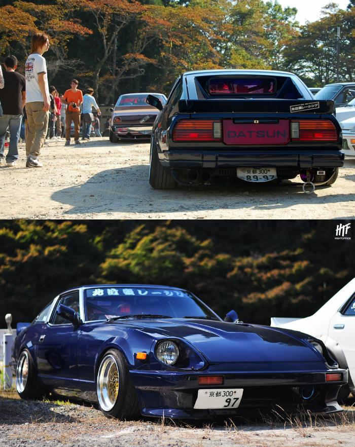 radracerblog top 10 datsun 280zx datsun japanese sports cars datsun 240z