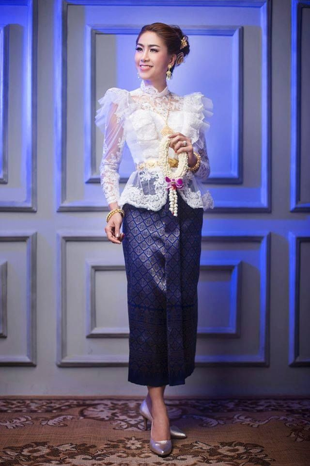Pin de Aurora Salita en ชุดไทย ผ้าไทย วิถีไทย | Pinterest | Lugares