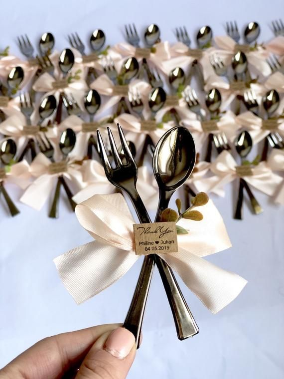 10 pcs Favors, Wedding favors for guests, Personal