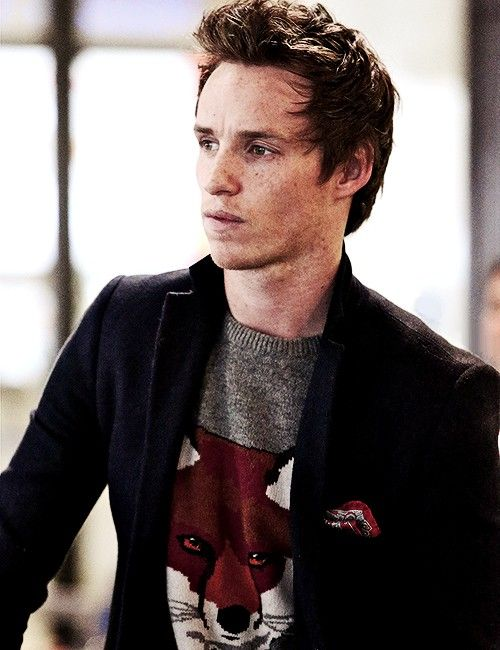 Eddie Redmayne, Les Miserables anyone?