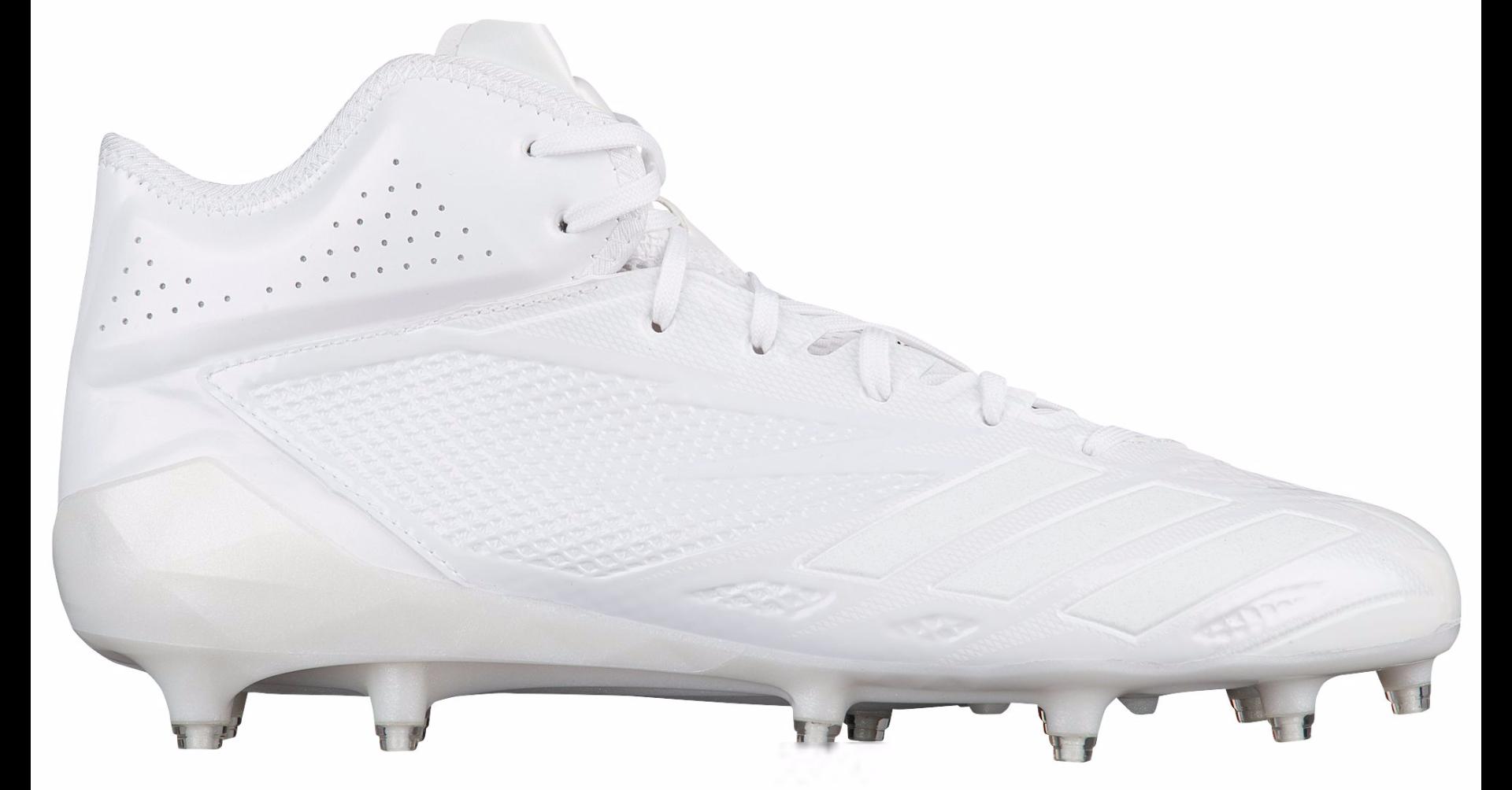 adidas adizero 5 Star 6.0 Mid Football Cleats | Youth