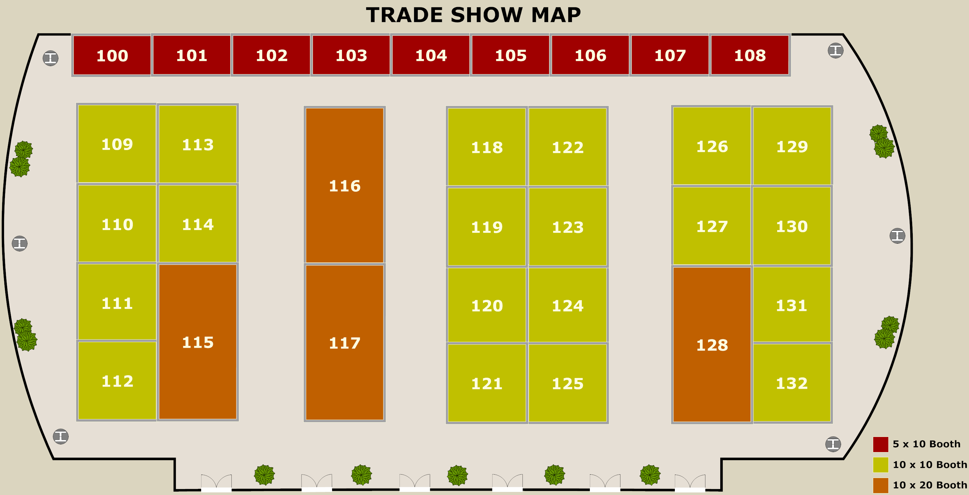 trade show floor plan layout  tradeshow floor plan  pinterest . trade show floor plan layout