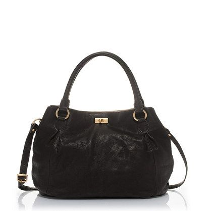 Timeless piece that can be dressed up or down; a good investment for a quality everyday accent! Collection Brompton hobo