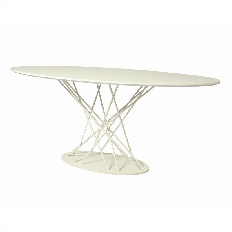 Janette Oval Dining Table