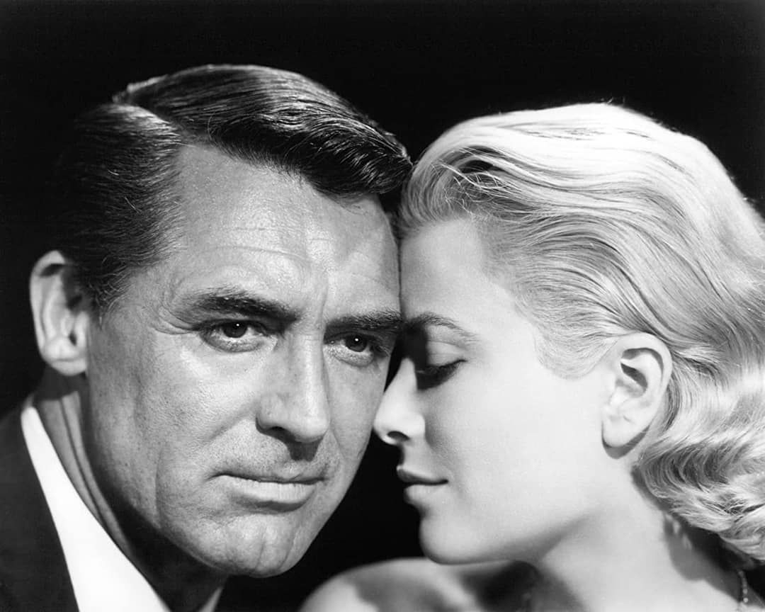 Cary Grant --Grace Kelly dieulois