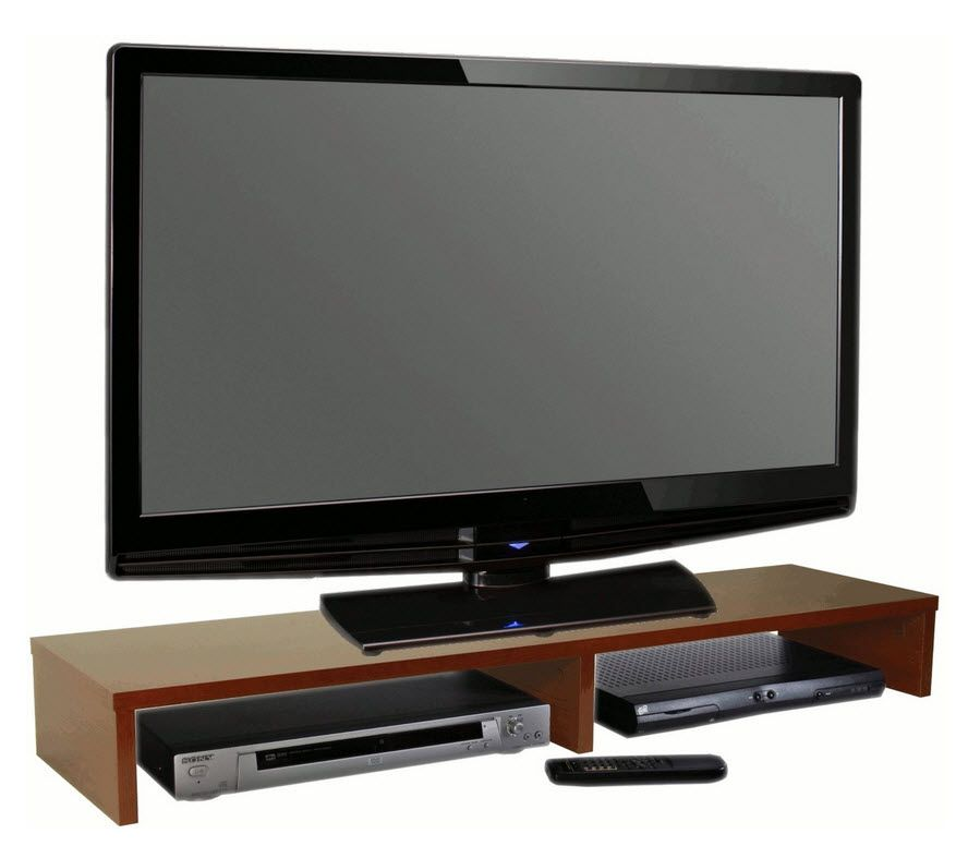 Under Tv Shelf For Cable Box Choozone