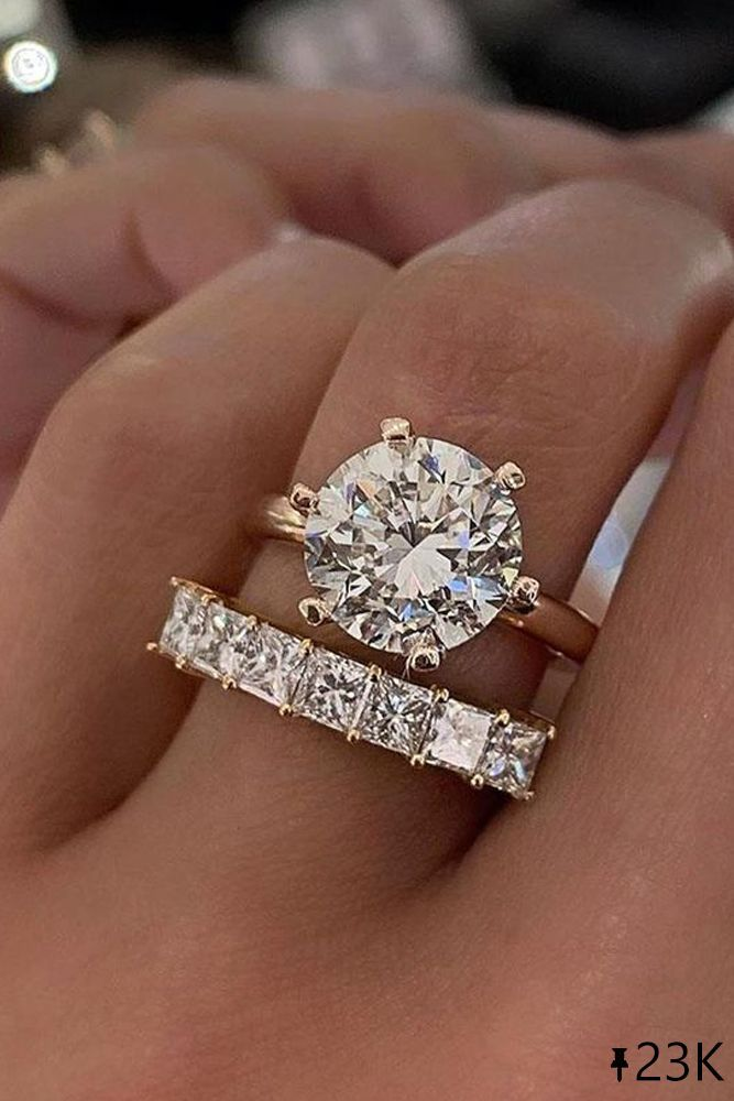 30 Uncommonly Beautiful Diamond Wedding Rings