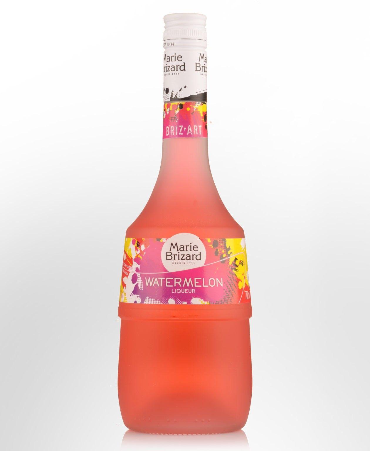Marie Brizard Watermelon Liqueur 700ml Liqueur Watermelon Soy Sauce Bottle