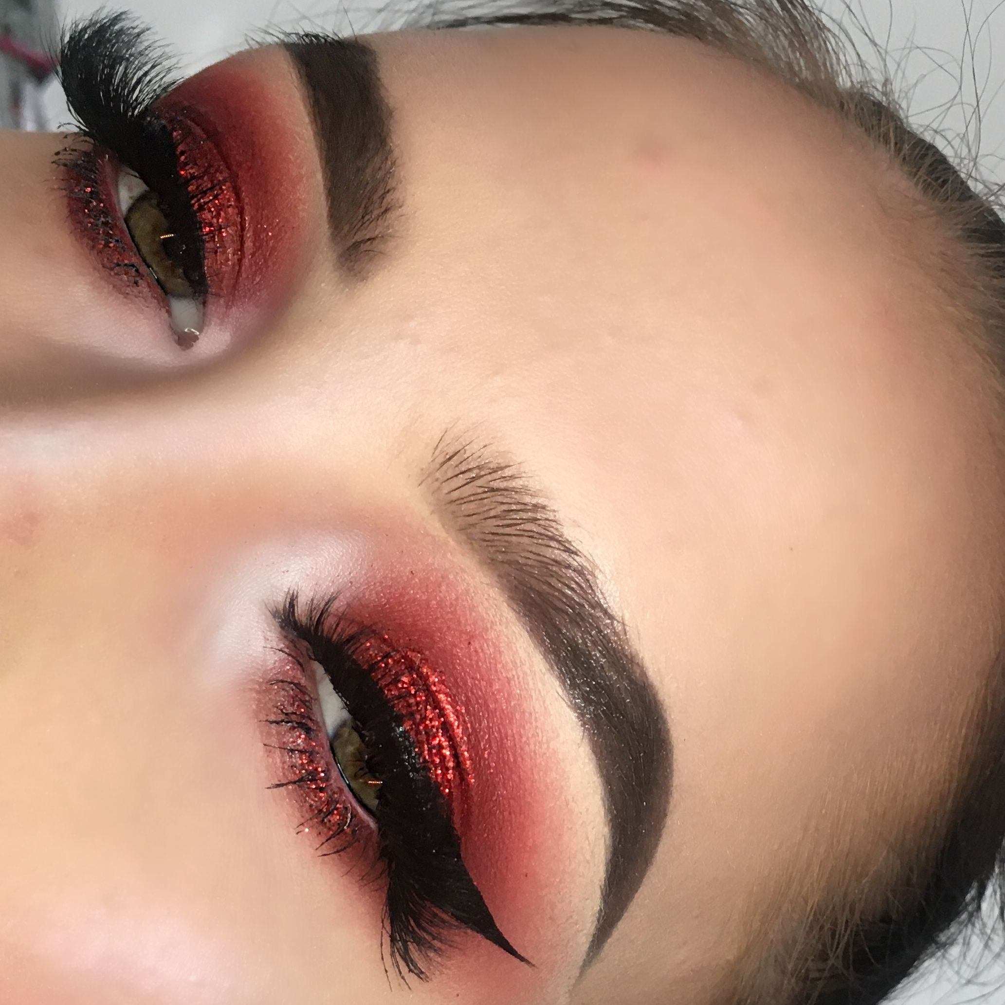 makeup eyeshadow glitter beauty hudabeauty