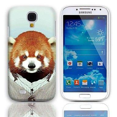 Leuke Maki Pattern Hard Case met 3-Pack Screen Protectors voor de Samsung Galaxy S4 mini I9190 – EUR € 3.67