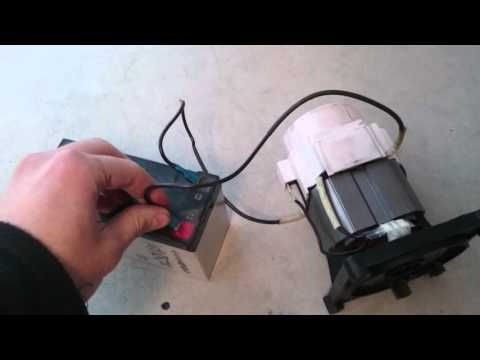 How to make 120 volts vacuum motor work on 12 volts dc