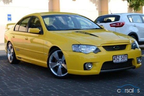 2008 Fpv Super Pursuit Fg Aussie Fords Australian Cars Find