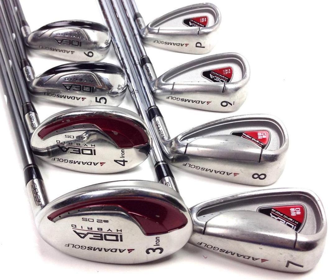 15+ Adams golf a2 club set information