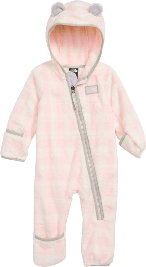476ef043dd The North Face Campshire High Pile Fleece Romper