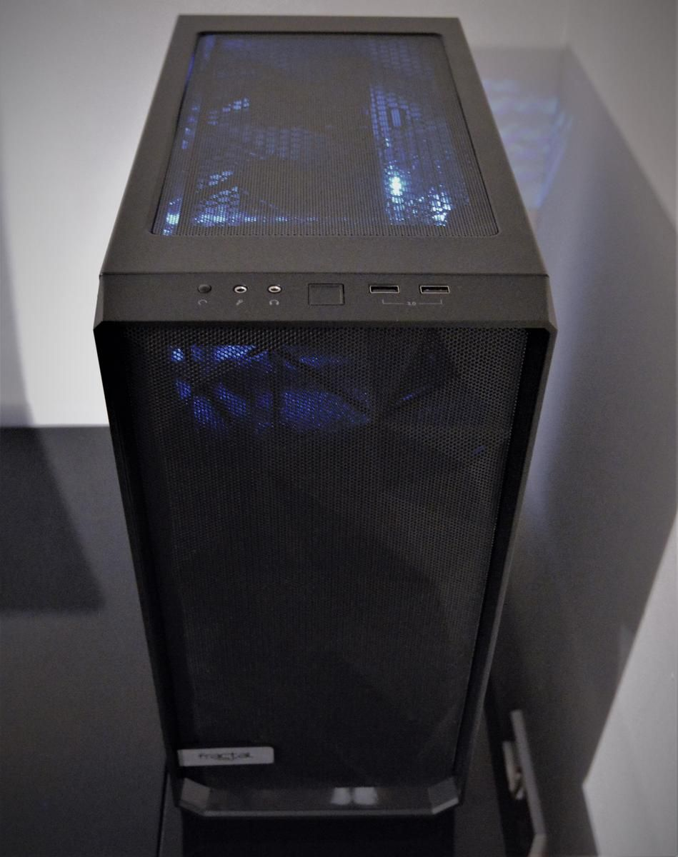 Jay-Dubs's Completed Build - Core i7-8700K 3 7GHz 6-Core, GeForce
