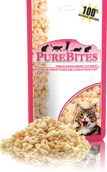 Freeze Dried treats are a healthy way to treat your cat