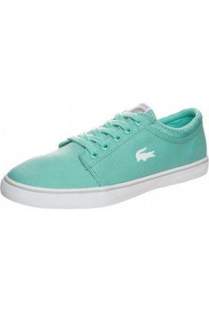 Zapatillas deportivas mujer - Lacoste VAULTSTAR Zapatillas turquoise light  grey 318842539d