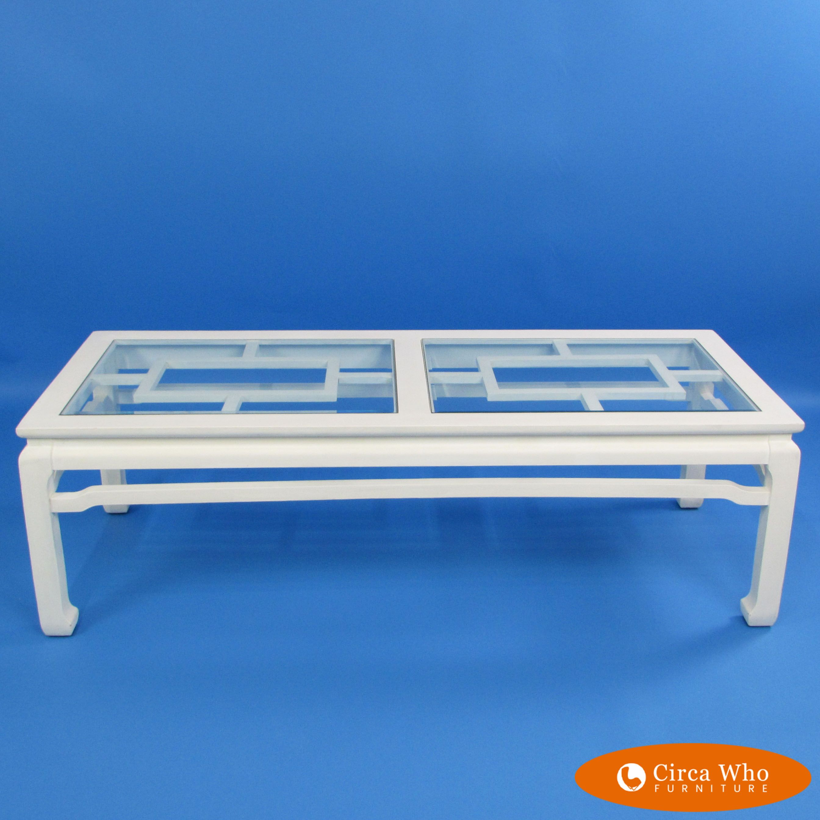 Fretwork Coffee Table.Ming Style Fretwork Coffee Table In 2019 Circa Who Furniture New