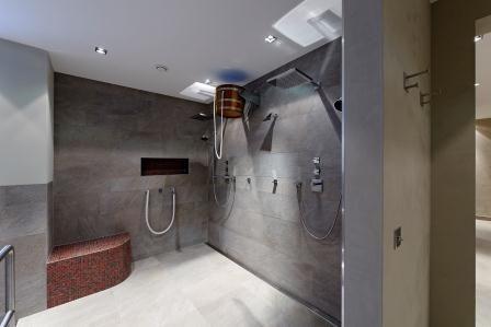 Unique Badezimmer