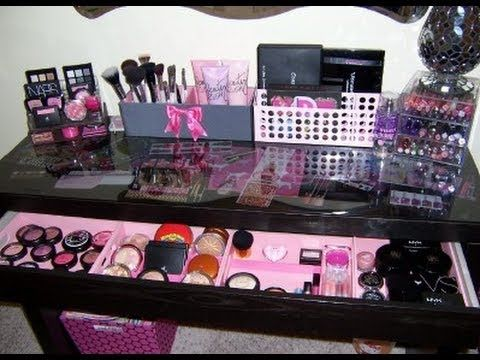 New Makeup Storage & Makeup Organization Ideas