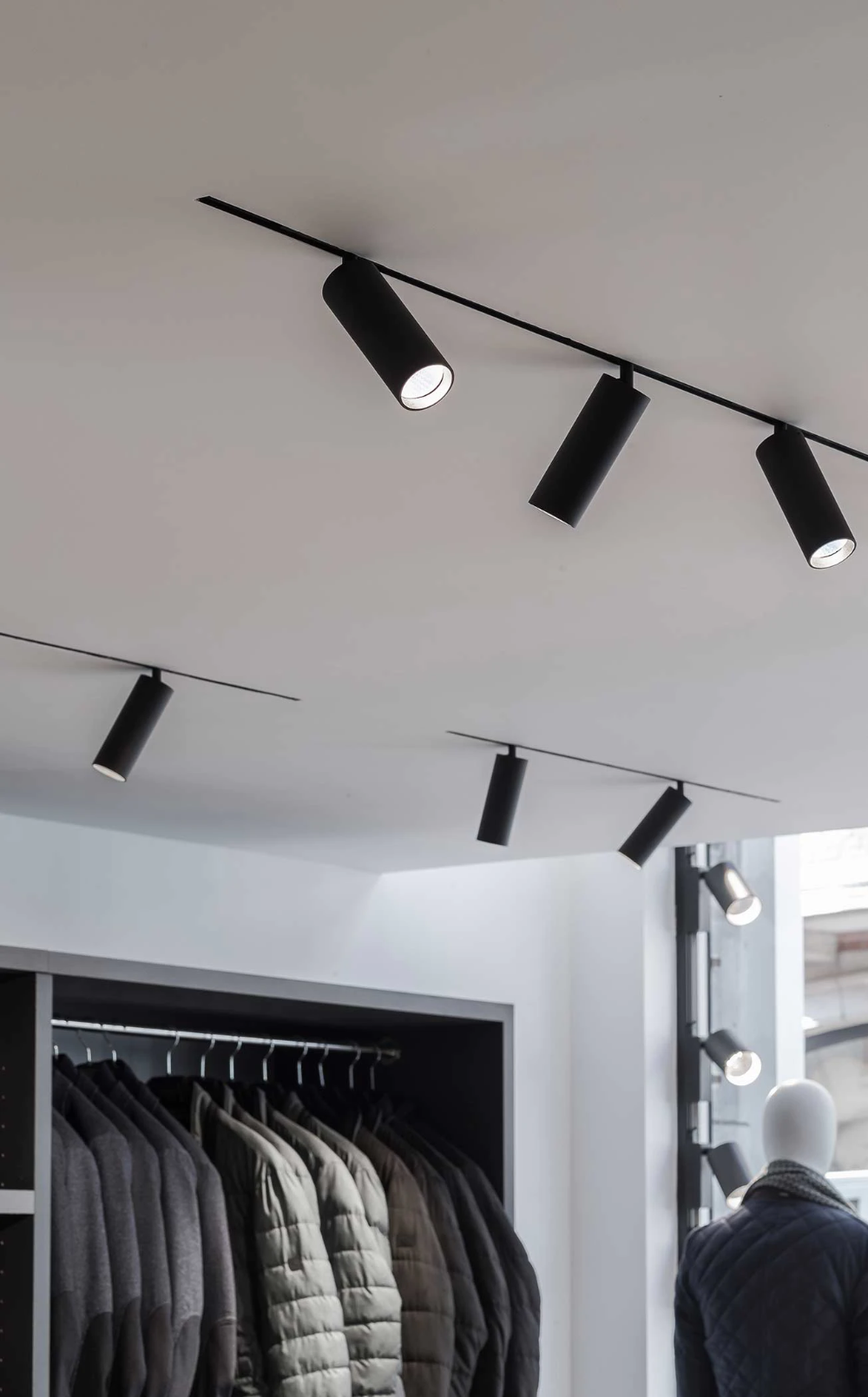 flos retail lighting design retail