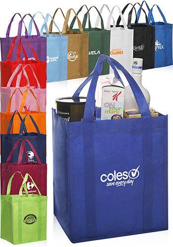 Reusable Grocery Tote Bags Tot11