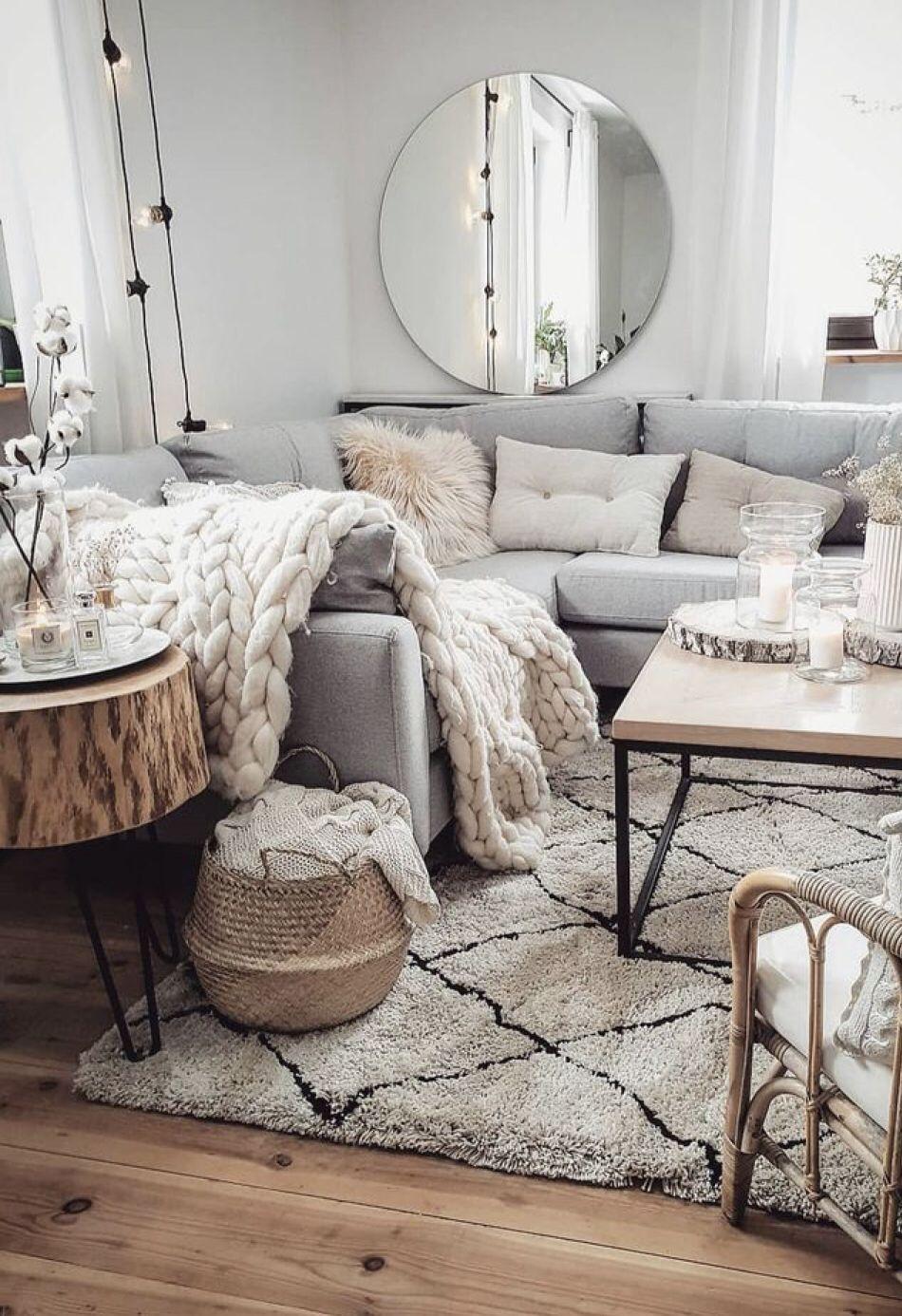 Minimalism Design Livingroom Livingroomideas Cozy White