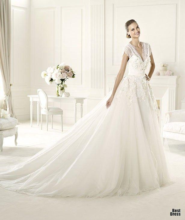 Perfect Wedding Dresses - Fashion Diva Design http://www ...