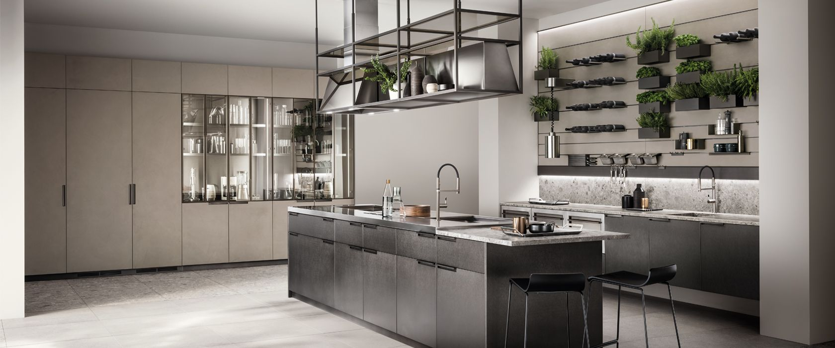 Mia Kitchen Cabinets By Carlo Cracco Scavolini Official Website