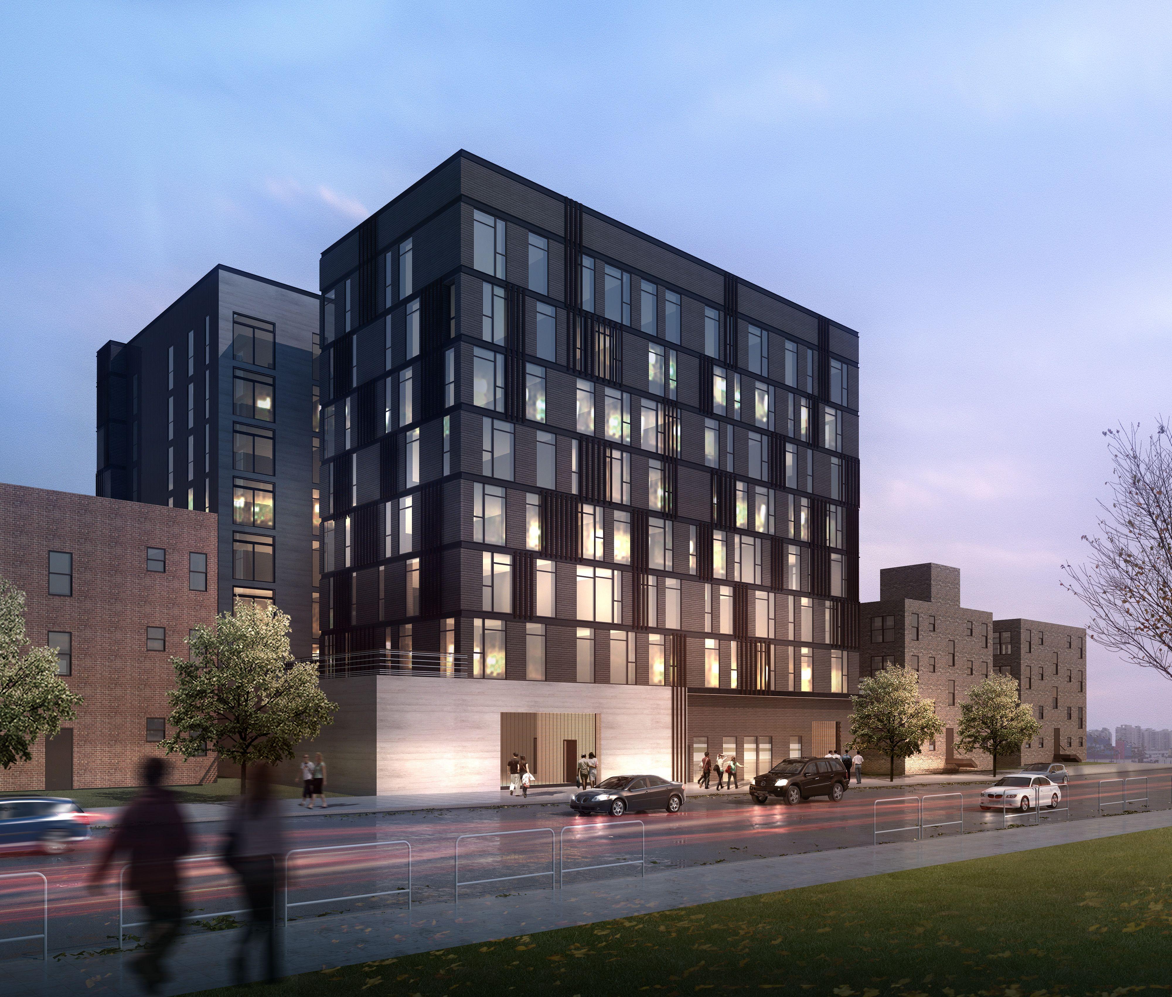 Niwa Apartments / Seattle, WA LEED Platinum Design
