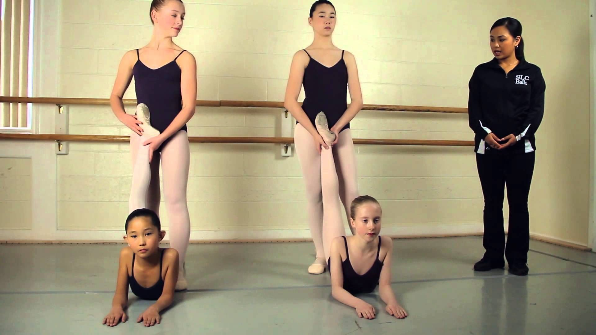 How to become flexible like a dancer