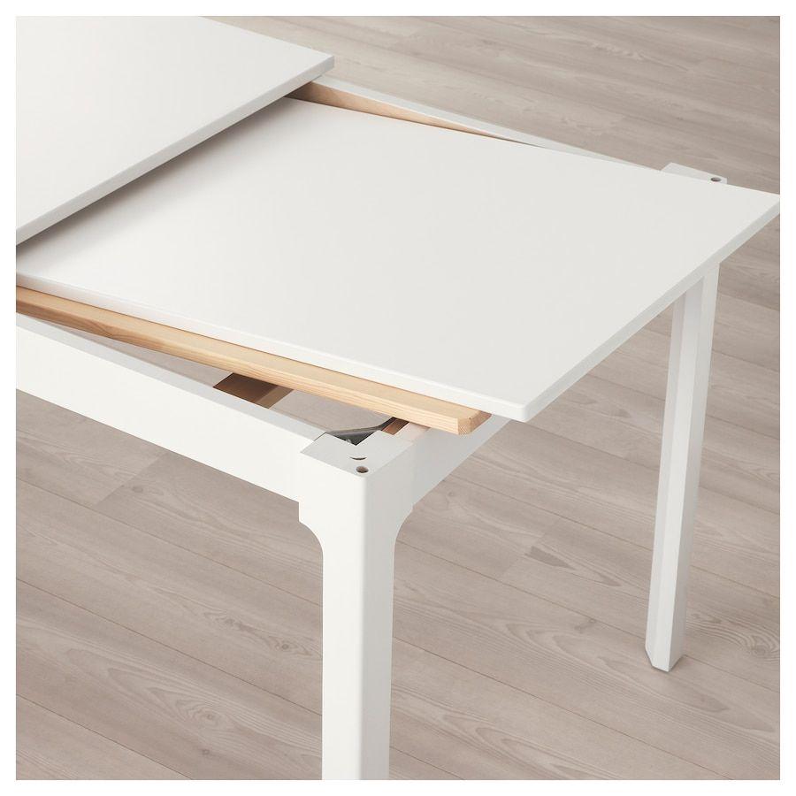 Ikea Tavoli In Vetro Allungabili.Ekedalen Tavolo Allungabile Bianco Leggi I Dettagli Del Prodotto