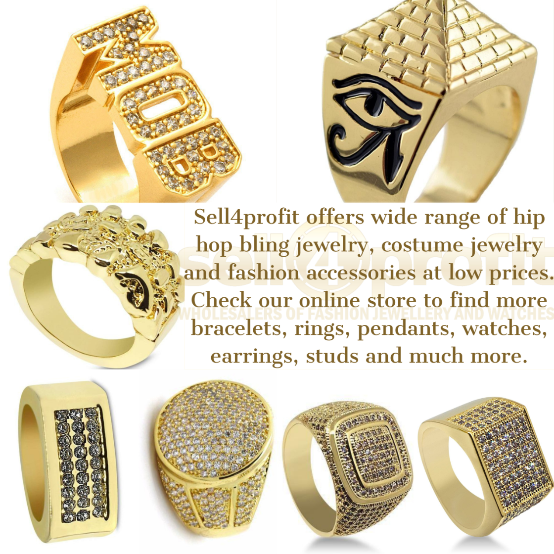 Sell4profit is a wholesale jewellery supplier. We offer ...