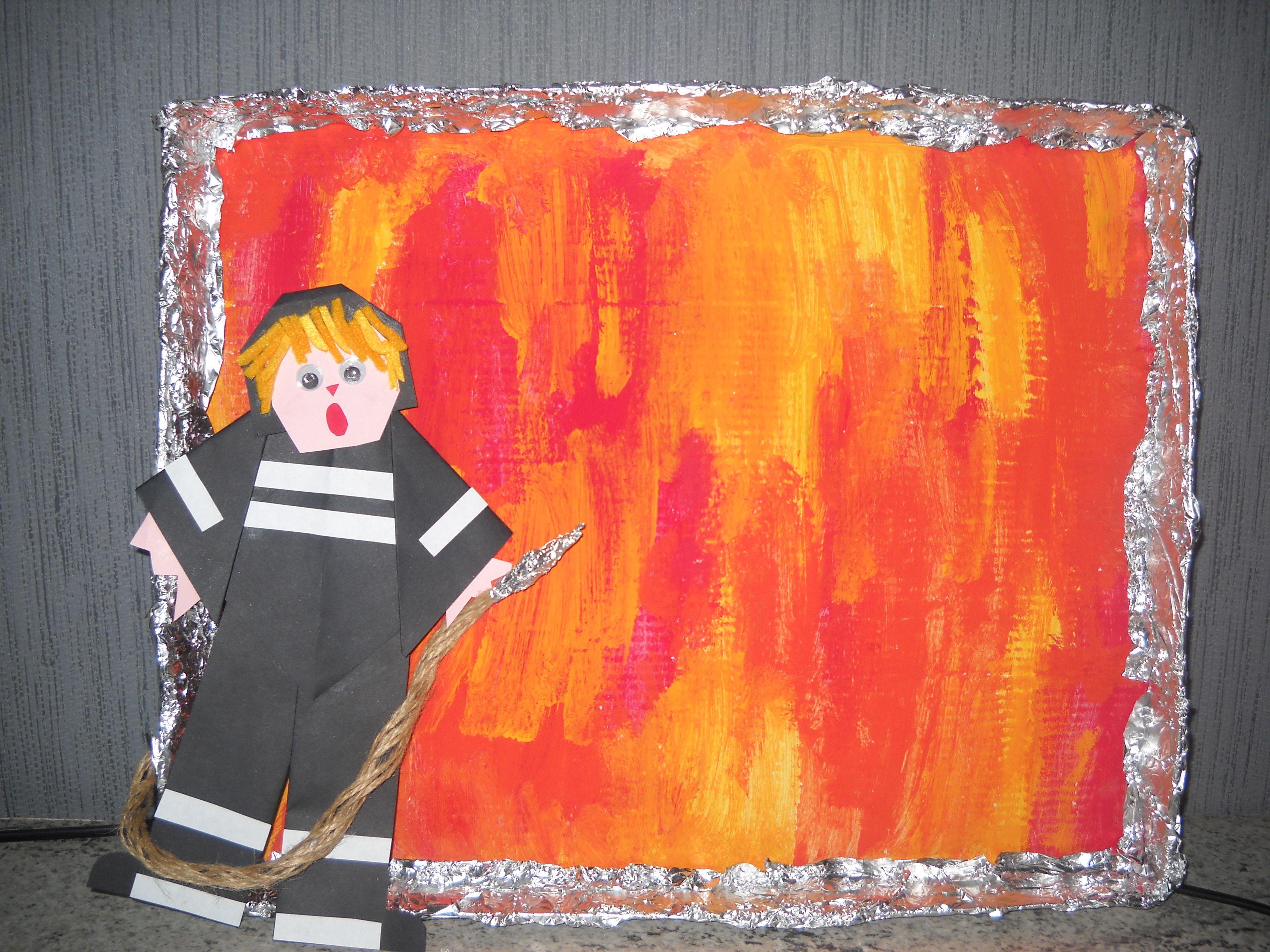 Pin Van Lindsey Van Rooy Op Hand Made By Me Brandweerman Thema Brandweer