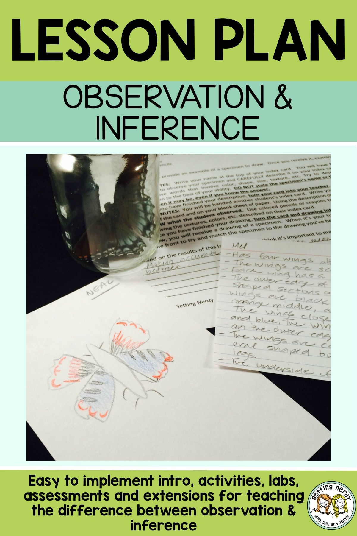 How To Teach Observation And Inference