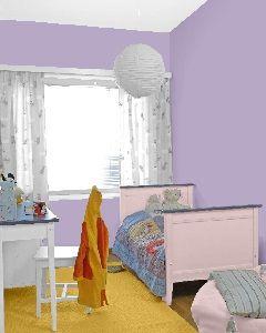 Farbgestaltung Für Ein Kinderzimmer In Den Wandfarben: Provence   Sweet    Melone