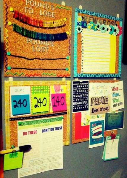 66+ Trendy fitness inspiration board ideas lost #fitness